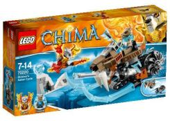 Lego Legends of Chima Motocykl Strainora 70220