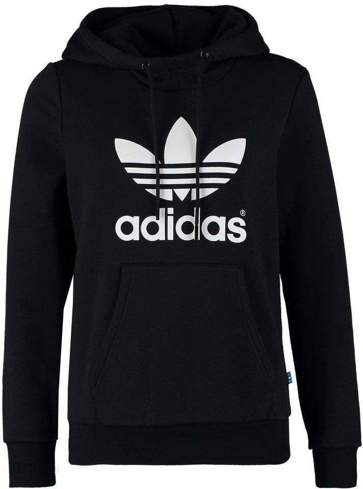 Adidas Originals Bluza z kapturem black Ceny i opinie Ceneo.pl