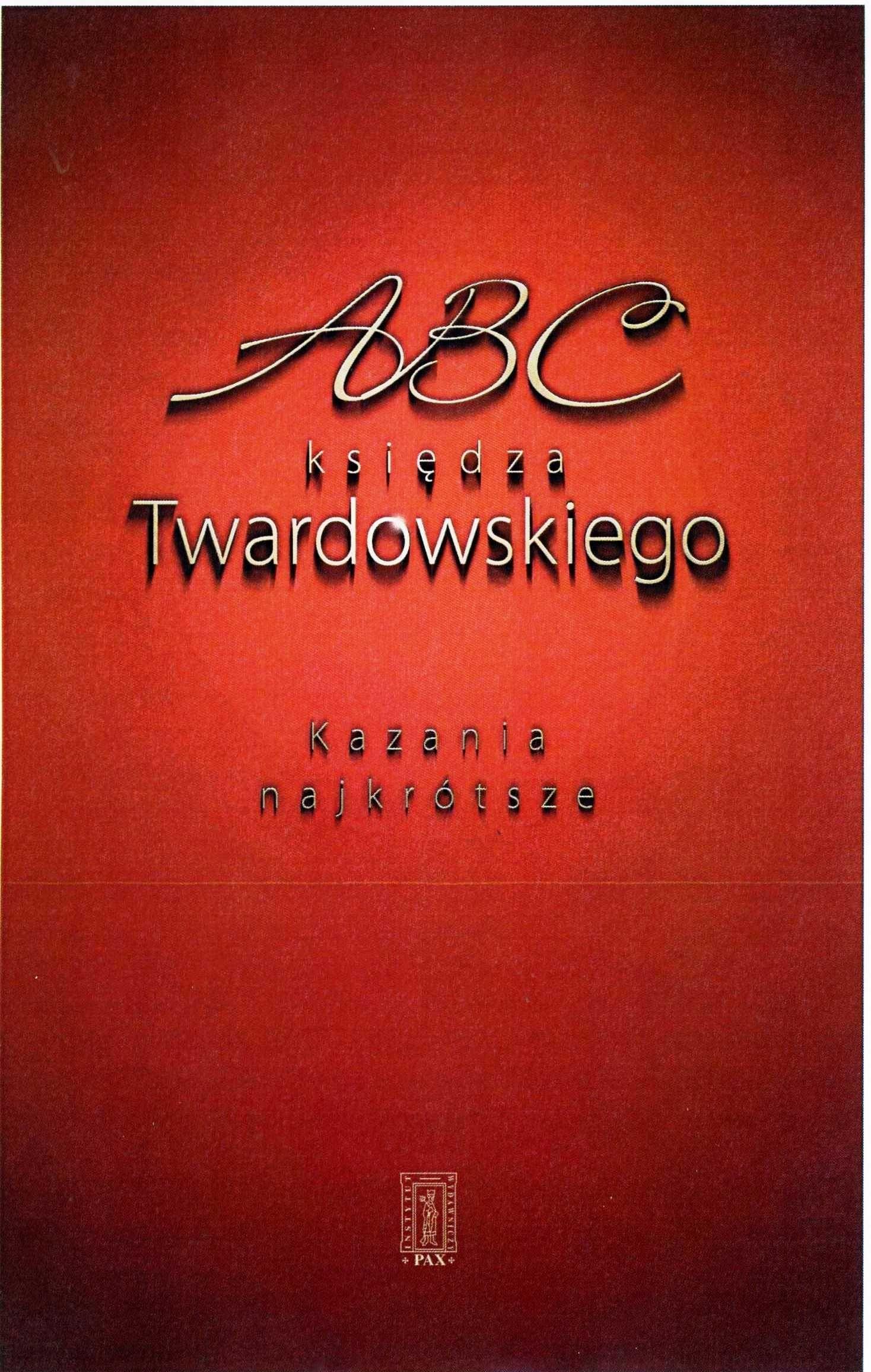 Książki Jan Twardowski Jan Twardowski Ceneopl