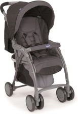 Chicco Simplicity Plus Top Anthracite Spacerowy