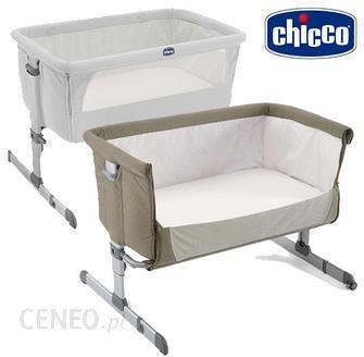 Chicco łóżeczko Dostawne Next2me Silver