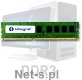 Integral 4Gb Ddr3-1333 Ecc Dimm Cl9 R2 Unbuffered 1.35V (IN3T4GEZBIXLV)