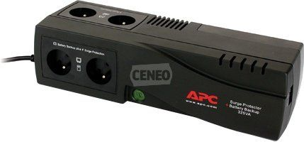 APC SurgeArrest + Battery Backup BE325-FR