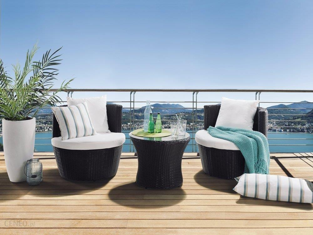 zestaw mebli ogrodowych beliani rattan meble ogrodowe. Black Bedroom Furniture Sets. Home Design Ideas