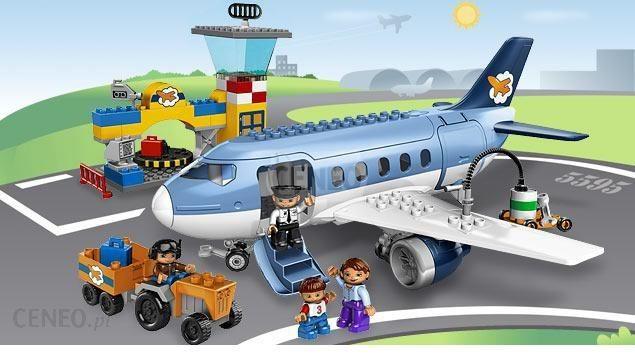 Lego Duplo Lotnisko 5595