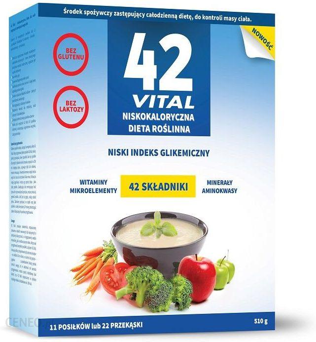 Medicaline 42 Vital Niskokaloryczna Dieta Roslinna 510g