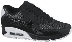 Nike Air Max 90 Wmns 443817 005 czarne, damskie, rozmiar