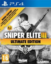 Sniper Elite 3 Ultimate Edition (Gra PS4)