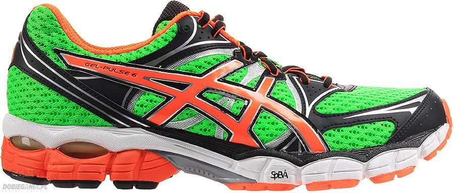 Buty do biegania Asics Gel Pulse 6 Flash (T4A3N 8530)