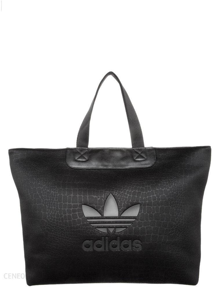 7be8b5325ba02 Adidas Originals BEACH Torba na zakupy black - Ceny i opinie - Ceneo.pl