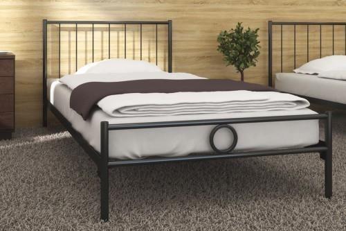 Lak System łóżko Metalowe 120x200 Wz3 J