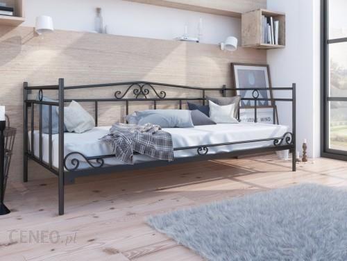 Lak System łóżko Metalowe 90x200 Wz13