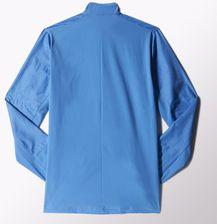 Amazon Dla mężczyzn Adidas TIRO 17 Rain Jacket, niebieski, XL Ceneo.pl