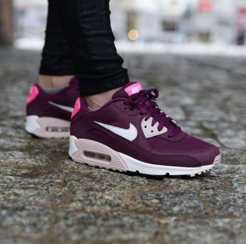 Nike Air Max 90 Essential WMNS Villain Red White