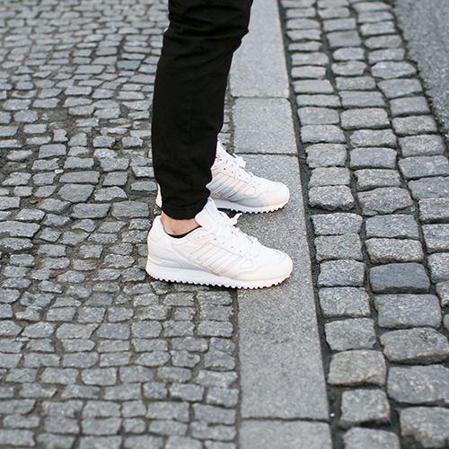 adidas zx 750 damskie białe