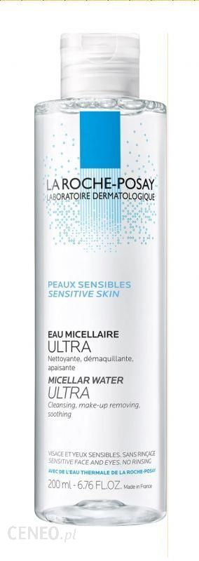 La Roche Posay płyn Miceralny fizjologiczny PH 200ml