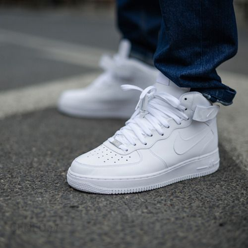 nike air force 1 białe