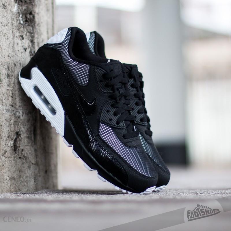 Nike Air Max 90 Premium Black Silver |