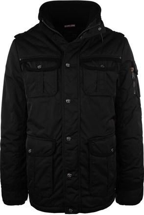 DreiMaster men anorak black 15456172