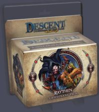 Descent 2nd Ed Raythen Lieutenant