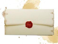 Dekoprint Postarzane Zaproszenia ślubne Zawiadomienia Na ślub Z