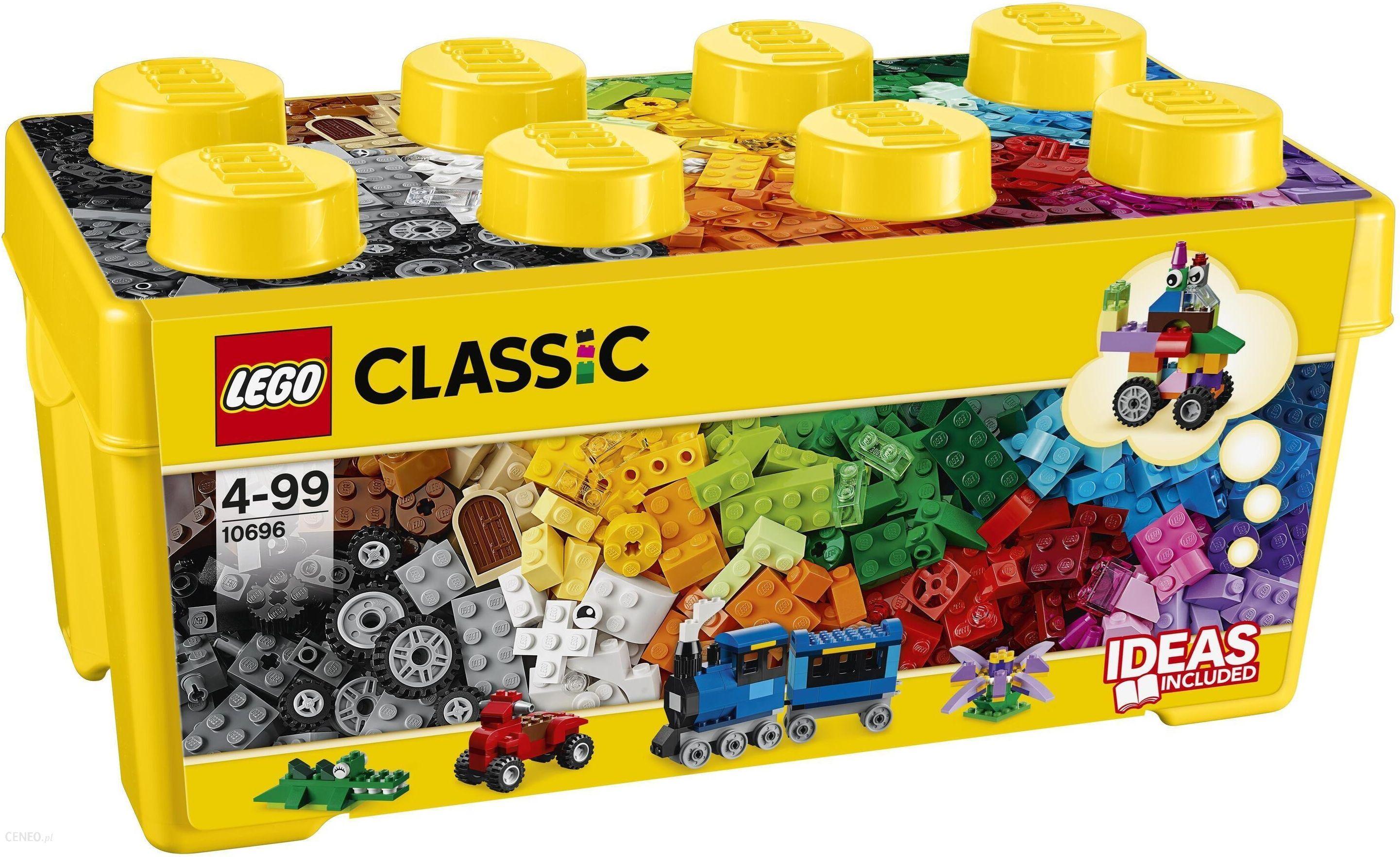Klocki lego classic rednie pude ko z klockami 10696 for Classic ideas