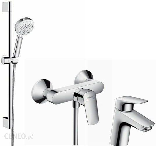 Bekannt Zestaw prysznicowy Hansgrohe Logis 70 52054373 - Opinie i ceny na NQ72