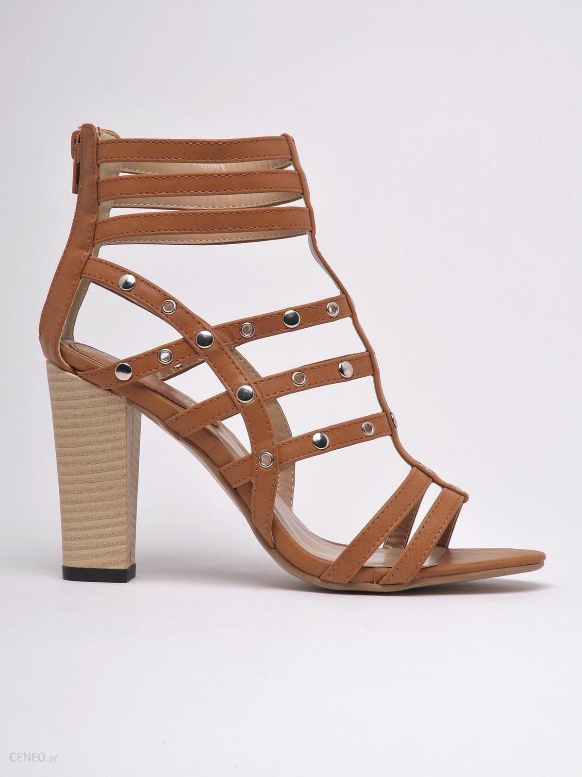 Sandały damskie Top Secret z kolekcji wiosna lato 2014