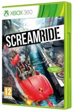 Scream Ride (Gra Xbox 360)