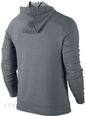 Bluza Nike Therma Full Zip Hoodie 800187 091 Bluzy