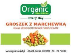 4afbcb59b7d4d0 Organic Farma Zdrowia Groszek Z Marchewką W Zalewie 340g Bio