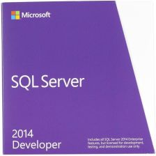 Microsoft Sql Svr Developer Edition 2014 Eng Box (E32-01096)