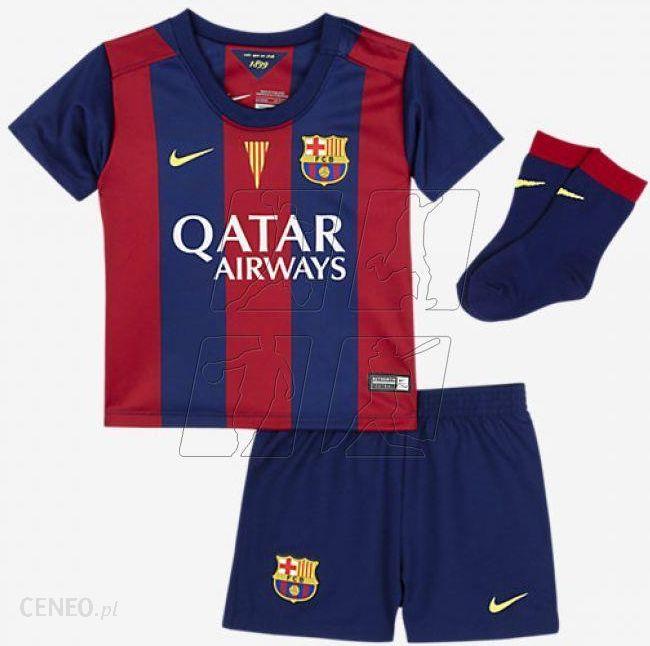 7a831bb3679 Komplet piłkarski Nike Football Club FC Barcelona Kids 610805-423 - zdjęcie  1