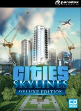 Cities Skylines Deluxe Edition (Gra PC)