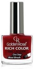 Golden Rose RICH COLOR Nail Lacquer Długotrwały 122