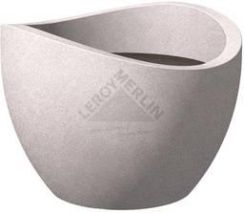 Scheurich Doniczka Taupe Granit Taupe Granit śr 40 Cm X 30 Cm