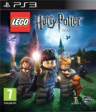 LEGO Harry Potter: Years 1-4 (Gra PS3)
