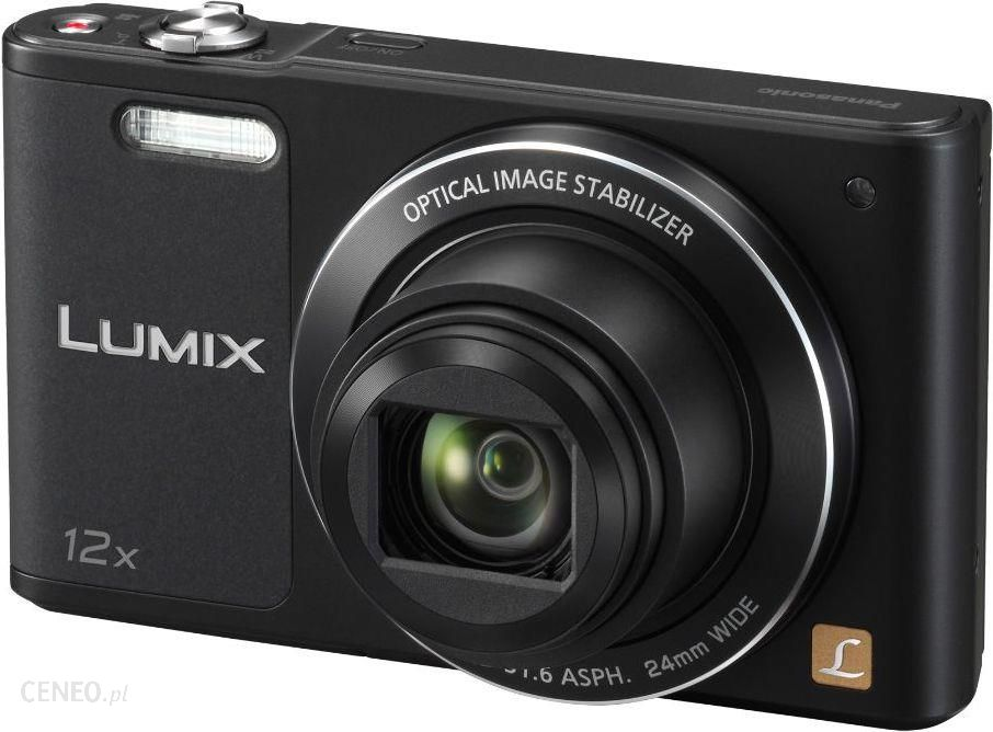 """Panasonic Lumix DMC-SZ10 Black"""