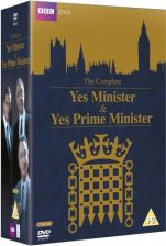 Yes Minister and Yes Prime Minister Complete Collection (Tak, Panie Ministrze i Tak Jest, Panie Premierze) [EN] (DVD)
