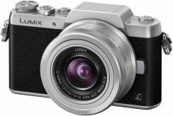 Panasonic Lumix DMC-GF7K Srebrny + 12-32mm