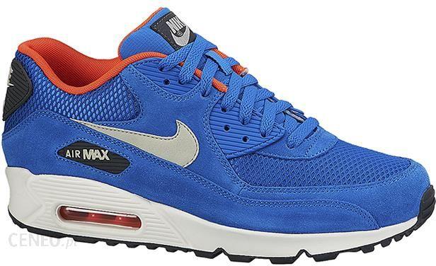 Nike Air Max 90 Essential 537384 407 | Niebieski
