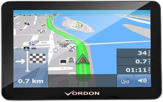 Nawigacja Samochodowa Vordon 7 Europa Opinie I Ceny Na Ceneo Pl