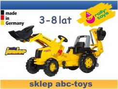 Rolly Toys Traktor Na Pedały New Holland 2 Łyżki Ro813117