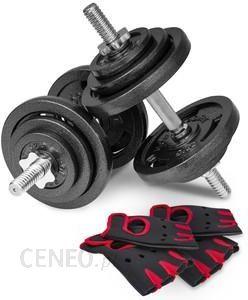 Hop-Sport Żeliwne Strong 2 X 20 Kg