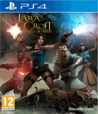 Lara Croft And The Temple Of Osiris (Gra PS4)