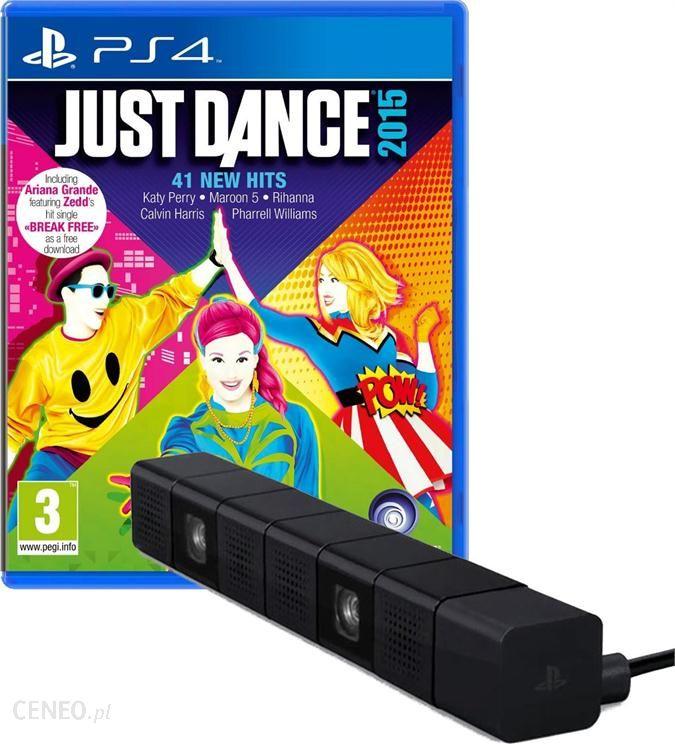 ec1b03d0061b46 Sony Kamera do Playstation 4 + Just Dance 2015 - Ceny i opinie - Ceneo.pl