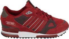 buty adidas zx 750 czerwony