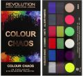 Makeup Revolution Salvation Palette Colour Chaos Paletka Cieni Do Powiek 13g