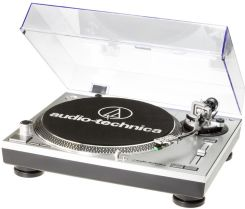 Audio-Technica AT-LP120USBHC srebrny