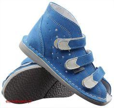 e2e599a8da077 DANIEL Obuwie Dziecięce Profilaktyczne DA-404-L - Niebieski